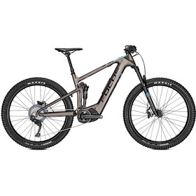 FOCUS Jam² 9.6 Plus E-MTB fullsuspension grå